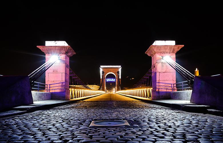 Cours photo de nuit Tain l'Hermitage Drome