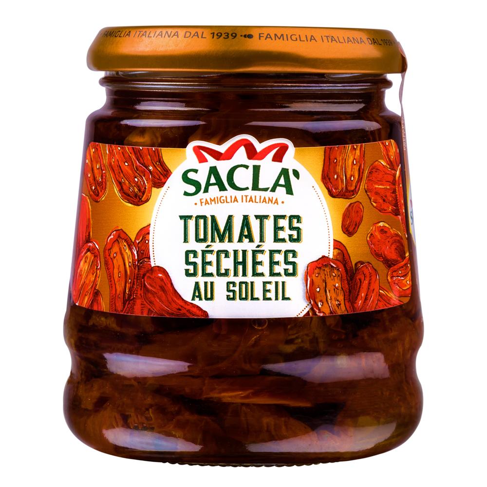 Packshot Sacla tomate du soleil